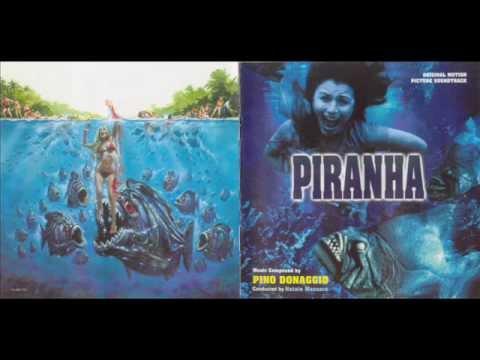 Piranha  Soundtrack - Pino Donaggio (1978)