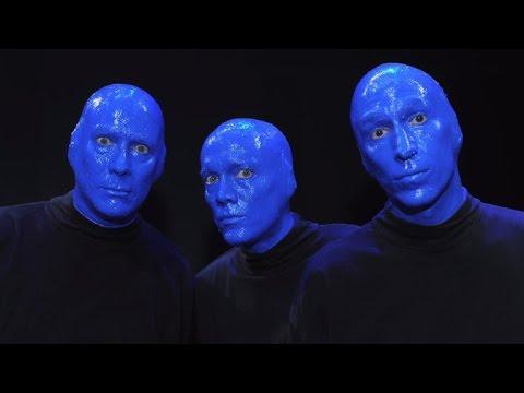 The  Year Worldwide Phenomenon Of Blue Man Group