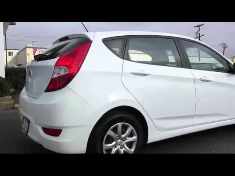 2014 Hyundai Accent Gs Hatchback Merced Chowchilla Atwater Livingston Los Banos