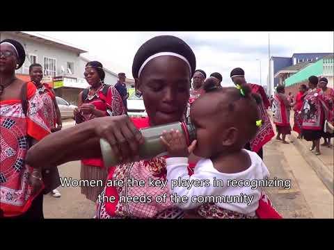ONE BILLION RISING REVOLUTION SWAZILAND
