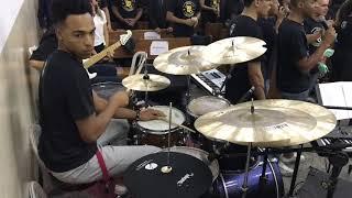 Alfa e Ômega - Marine Friesen  Drum Cover