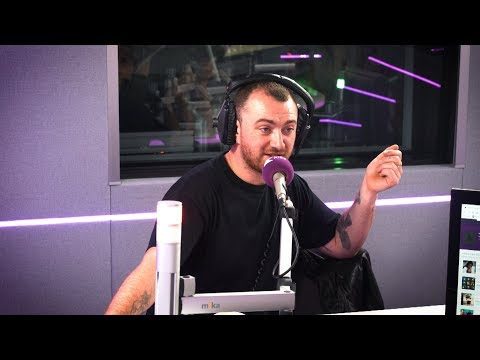 Sam Smith&39;s a MASSIVE Normani fan and chats new  How Do You Sleep 👏