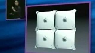 Macworld New York 2000-The G4 Cube Introduction