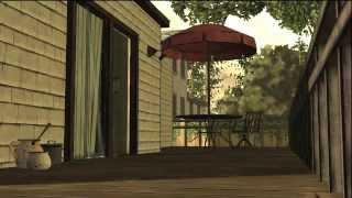 電玩《陰屍路》(The Walking Dead) Gameplay影片