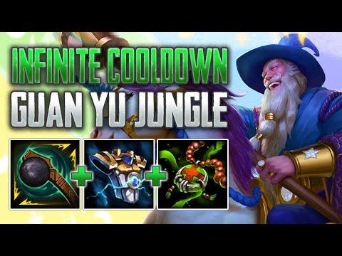 INFINITE COOLDOWN! Guan