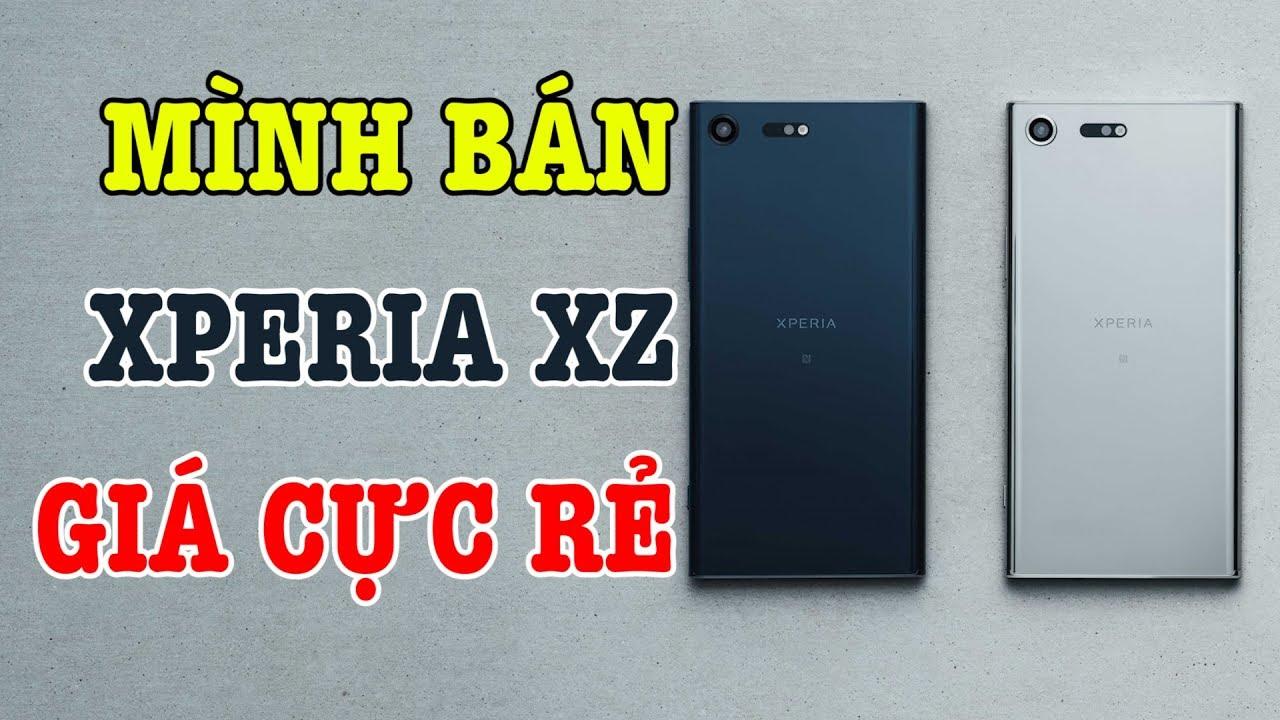 Mình bán Sony Xperia XZ giá CỰC RẺ !