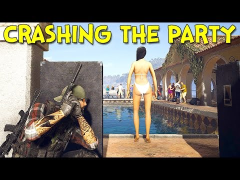 Crashing The Party! - Ghost Recon Wildlands