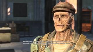 Fallout 4 Boston po zmroku HD - 60 FPS