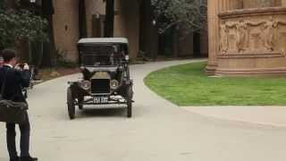 1915 Ford Model T 34-day 3,500+ mile road trip ends in San Francisco - Unravel Travel TV