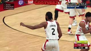This Is Literally THE FASTEST WAY to Get Hall of Fame Difficult Shots in NBA 2k19