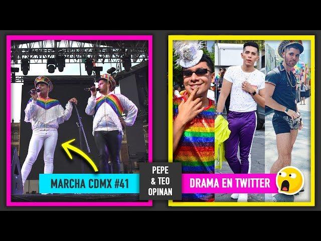 Marcha LGBT 41 | Taylor Swift vs Scooter Braun | Dramas/Peleas en Twitter