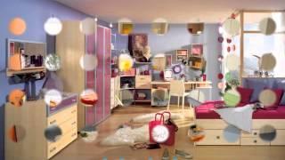 видео Дизайн детской комнаты для двух мальчиков: варианты и предметы интерьера спальни