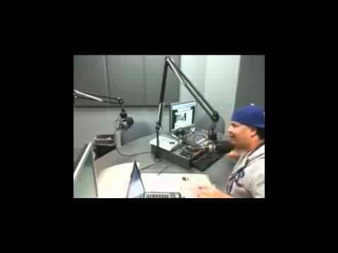102.7 KIIS FM LA DJ CHUEY MARTINEZ SPEAKS ON BLIZZY BALLARD + INTERVIEW W/ L.A. ARTIST KID INK