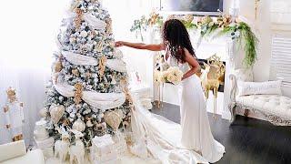Fairy Tale Christmas Romantic Christmas decorating Ideas 2018 Decorate My Tree DIY Gold Decorations