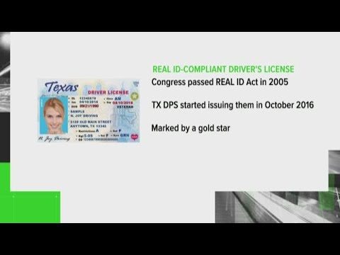 VERIFY: No gold star on your license? Here's what that means