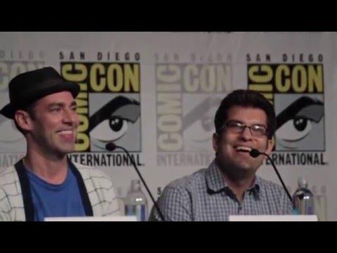 Bob's Burgers Panel - San Diego Comic-Con 2015