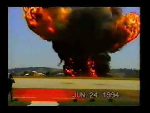 B 52 Flight Crash at Fairchild Air Force Base