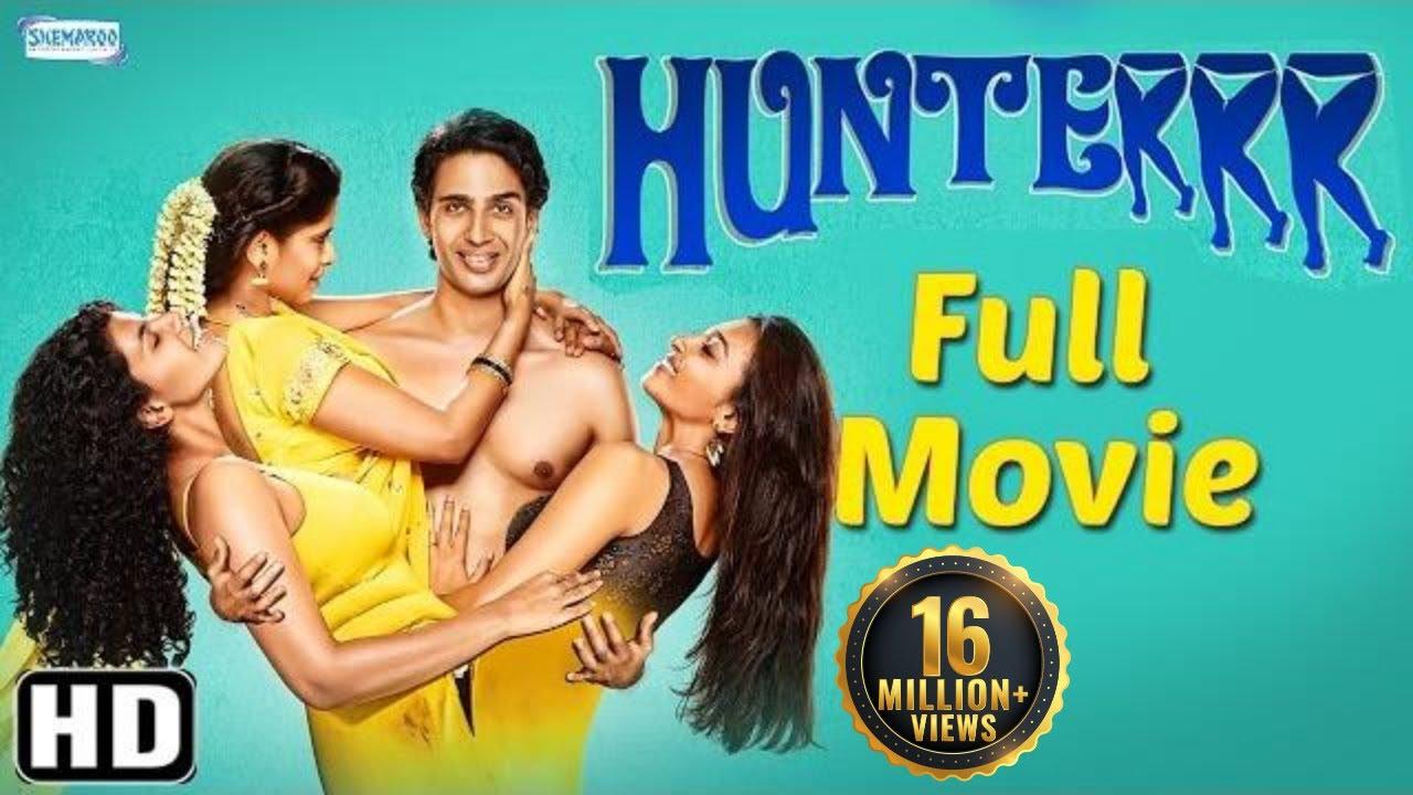 Download Hunterrr (2015) {HD} - Gulshan Devaiah - Radhika Apte - Sai Tamhankar - Comedy Hindi Movie
