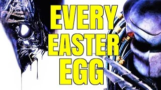 ALIEN: Every Easter Egg Alien vs Predator References, Cameos and More! (Mortal Kombat X)