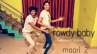 Maari 2 - Rowdy Baby || Dance Cover by prajwal shetty |danush |sai pallavi|beginners choreography