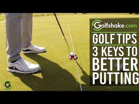 3 KEYS TO BETTER PUTTING DRILL   NICK SOTO