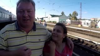 Пьяный трэш в поезде Красноярск-Иркутск или Байкальские Хроники ч.1