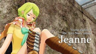 شخصية جديدة تظهر في أخر عروض One Piece World Seeker