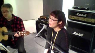 島村楽器モレラ岐阜店音楽教室 ヴォーカル科 谷向 柚美先生です。 お腹...