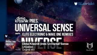 Dima Krasnik pres. Universal Sense – Universe (Original Mix) [FSOE 401]