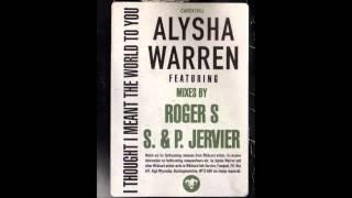(1995) Alysha Warren - I Pray [Roger Sanchez The S-Man Hard RMX]