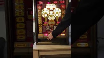 Spielautomat geldspielautomat Merkur Bally wulff Doppel Krone