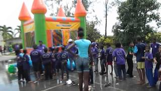 Carapichaima ASJA primary annual walk-a-ton 2014