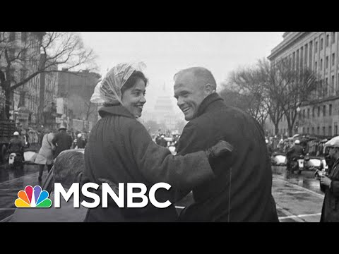 Remembering The Life And Legacy Of Annie Glenn   The 11th Hour   MSNBC