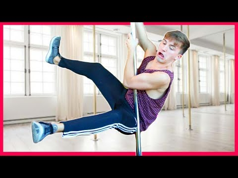 I TRY POLE DANCING FOR THE FIRST TIME