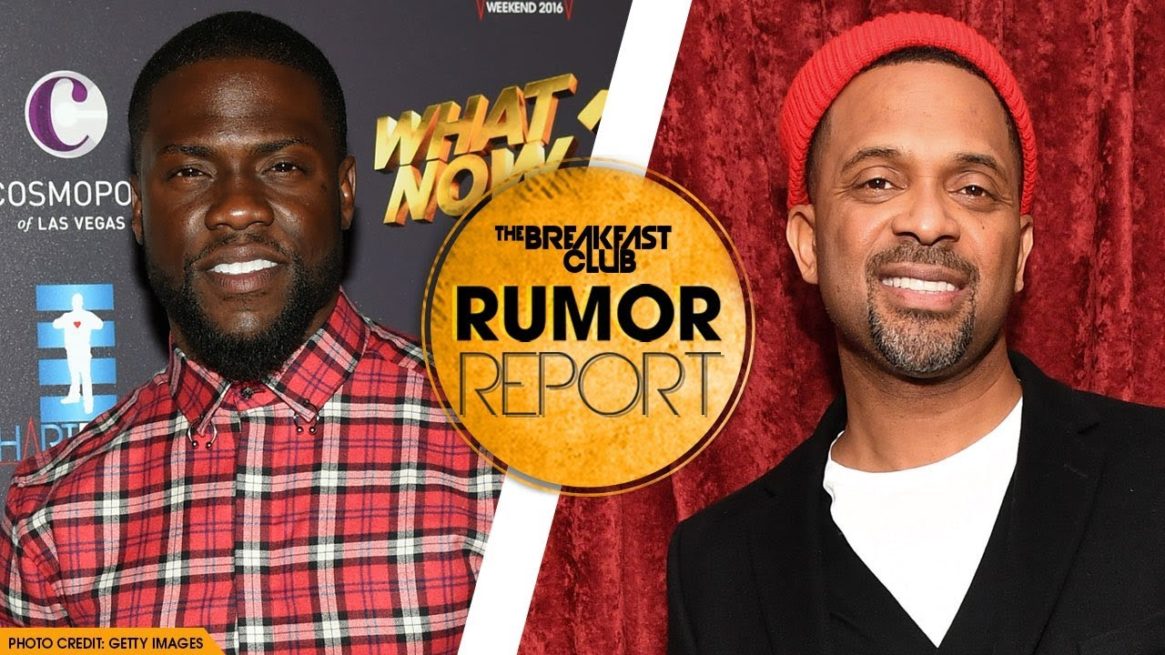 Kevin Hart Claps Back At Mike Epps
