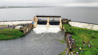 Chennai: Red Hills reservoir full, sluice gates opened for first time in 5 years