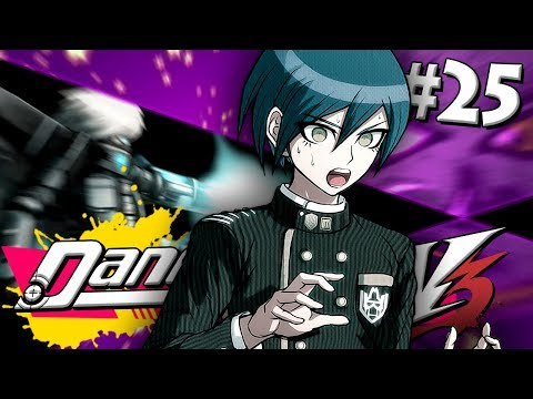 HE'S OUT OF CONTROL! | Danganronpa V3: Killing Harmony FULL Gameplay Walkthrough - Part 25