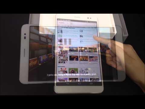 รีวิว Huawei Mediapad X1 7.0