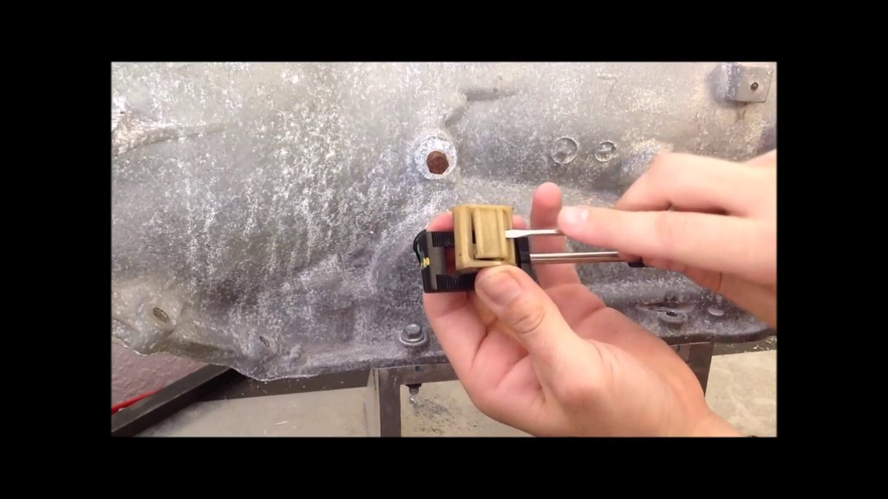 The easiest way to fix your    Ford    Superduty shift cable