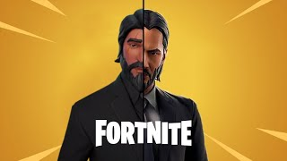 "I BUY THE SKIN ""JOHN WICK"" IN THE FORTNITE"