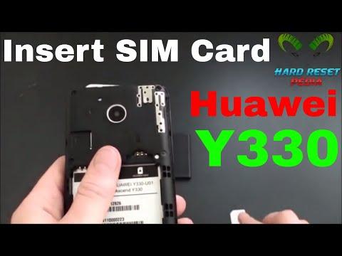 Huawei Ascend Y330 SIM Videos - Waoweo