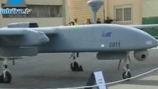 Infolive.tv: Rusia quiere comprar aviones no tripulados isra