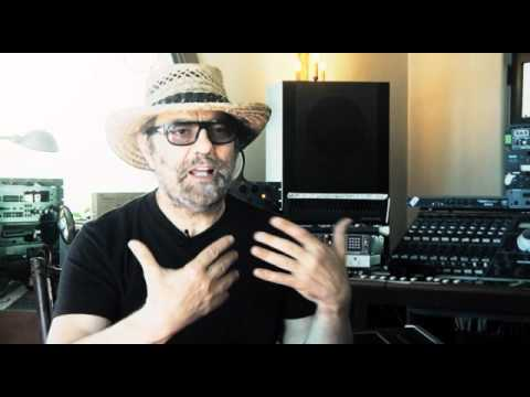 Daniel Lanois - Track by Track Interview