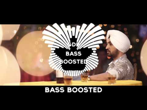 Patiala Peg | Diljit Dosanjh [BASS BOOSTED] Diljott  Latest Punjabi Songs