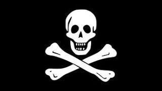 видео Флаг пиратский