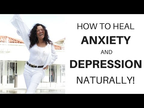 How to heal Anxiety and Depression. Addressing the cause!