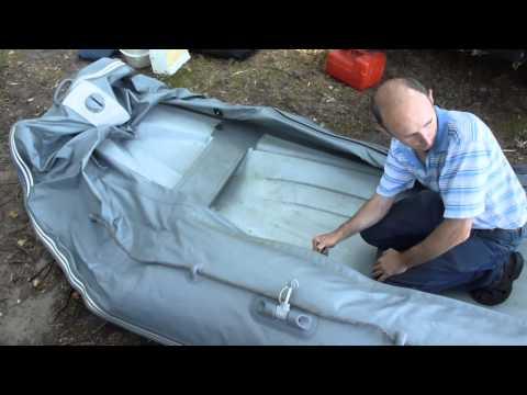 Складной РИБ WinBoat 360RF vs ПВХ Касатка 365 СБОРКА