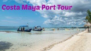 Costa Maya Port Tour