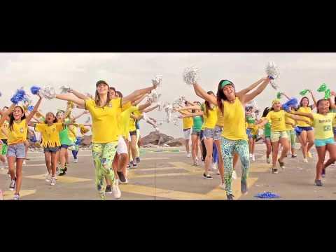 Engenharia da dança - É Brasil (Copa 2014)