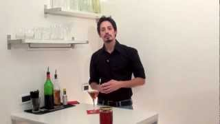 Manhattan Cocktail Tutorial | Drink Corner